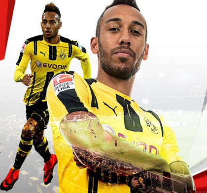 calcio online 2018 maglia dortmund aubameyang 2017 2018 poco prezzo. Black Bedroom Furniture Sets. Home Design Ideas