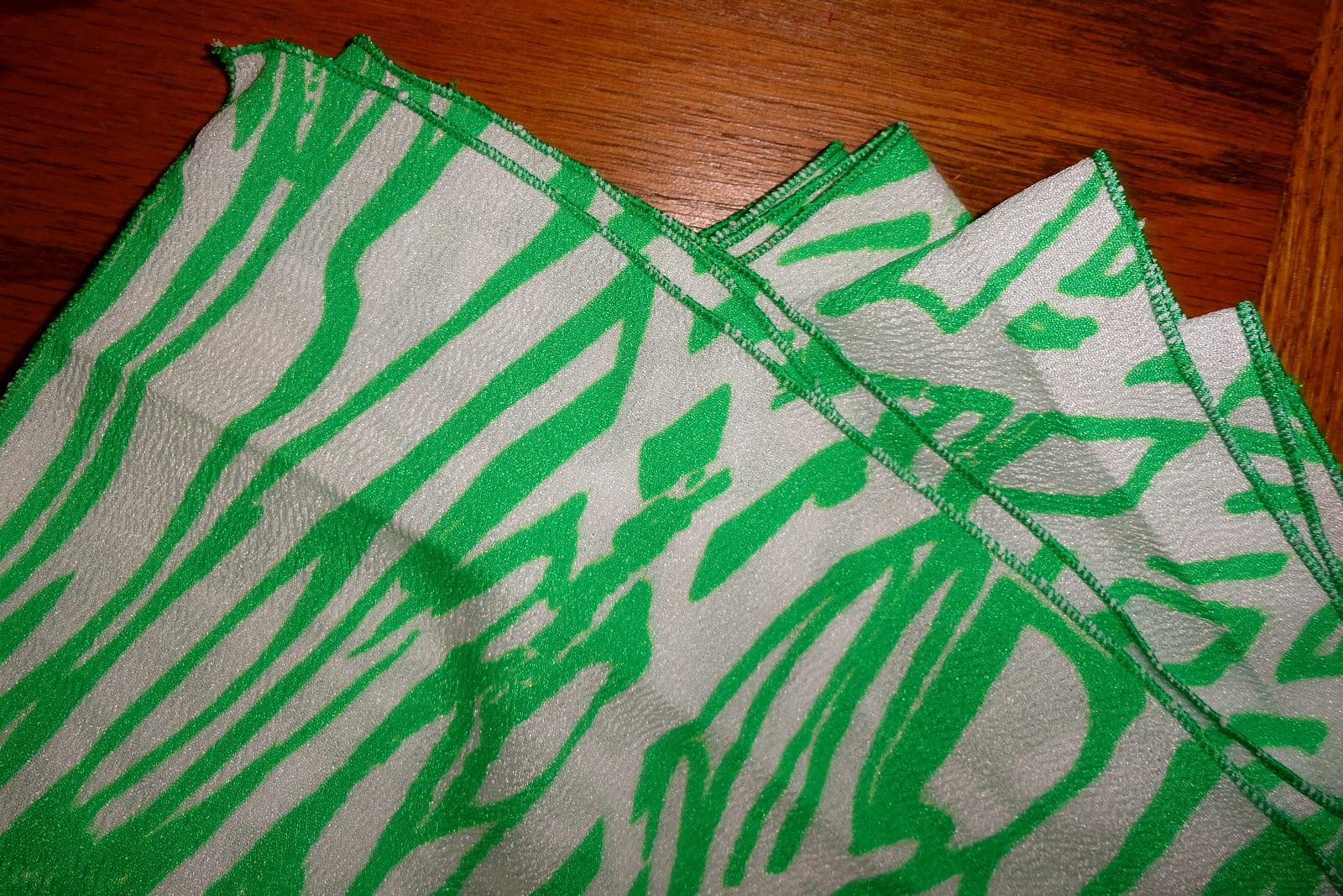 Griggs Dakota: How To: Make Scarves