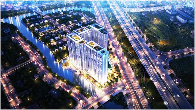 Project Jamila apartment for sale of Khang Dien development in District 9