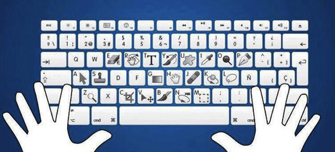 Rizqi RY: Tombol-tombol Shortcut Photoshop