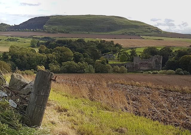 Traprain Law and Hailes Castle