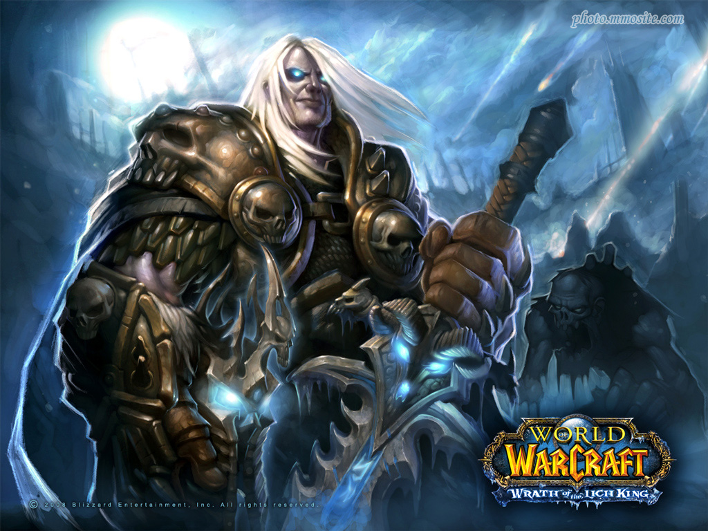 Video Games: World Of Warcraft