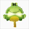 Balon Foil Katak Mini