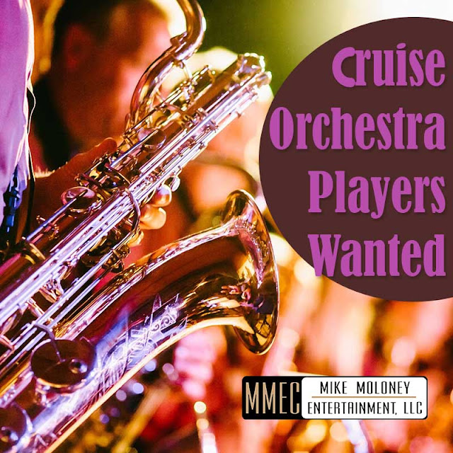 Headliners Wanted For Cruise Ships Musical Ship Life - Guest entertainers wanted for cruise ships