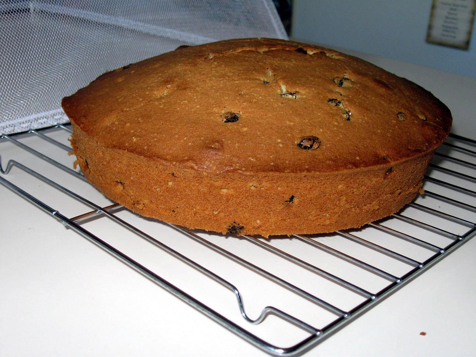 Mrs Beeton Seed Cake