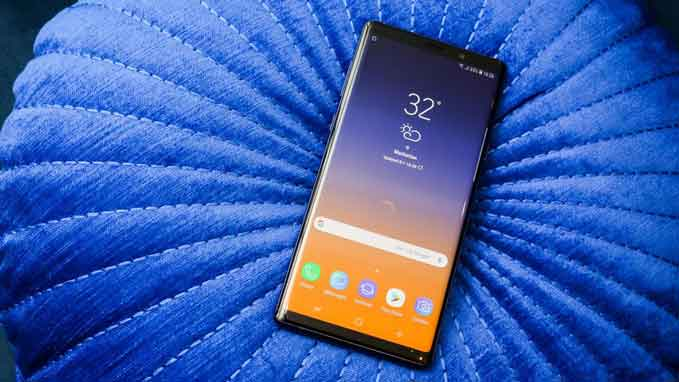 galaxy-note-9-benchmark-iPhone-x-is-more-fast