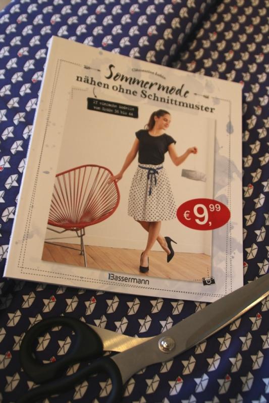 Jolinas Welt: Buchvorstellung: Sommermode . nähen ohne Schnittmuster