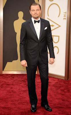 Oscars 2014 Leonardo Dicaprio