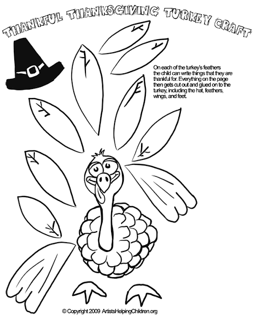 The Atypical Housewife: 2012 Thankgiving Guide: Fun for Kids