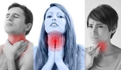 Meningitis Sakit Tenggorokan Inilah Pengaruhnya