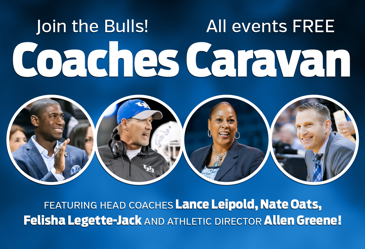 Ub Coaches Head To Dc New York For Meet And Greets All Wny News