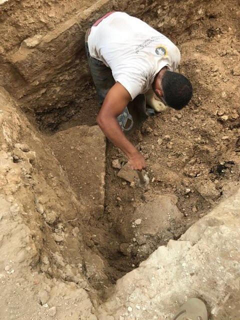 Αλεξάνδρεια: Νέα ανακάλυψη στους Κήπους Σαλαλάτ
