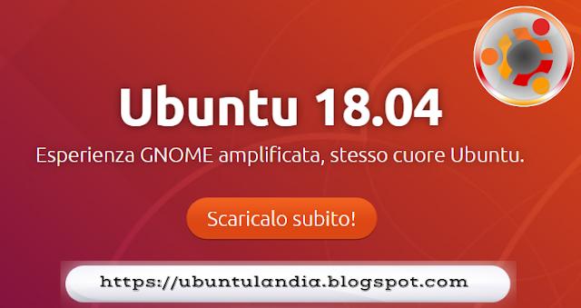 Rilasciata Ubuntu 18.04 LTS Bionic Beaver, ecco tutti i download e nuove funzionalità.