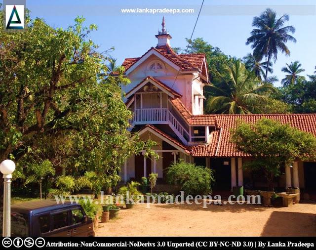 Bikkhu residence, Karagampitiya temple