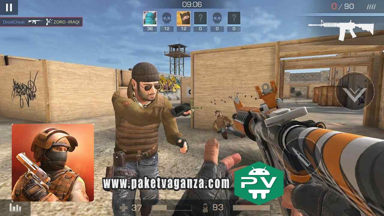 Standoff 2 Mod Apk v0 10 10 For Unlimited Money & Ammo