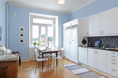 Interior Desain Dapur Yang Baik