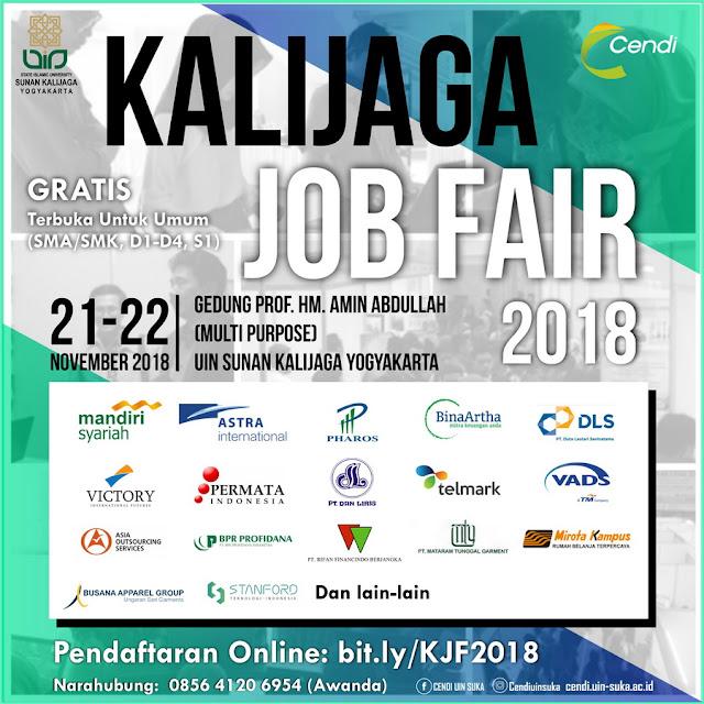 Job Fair Yogyakarta GRATIS