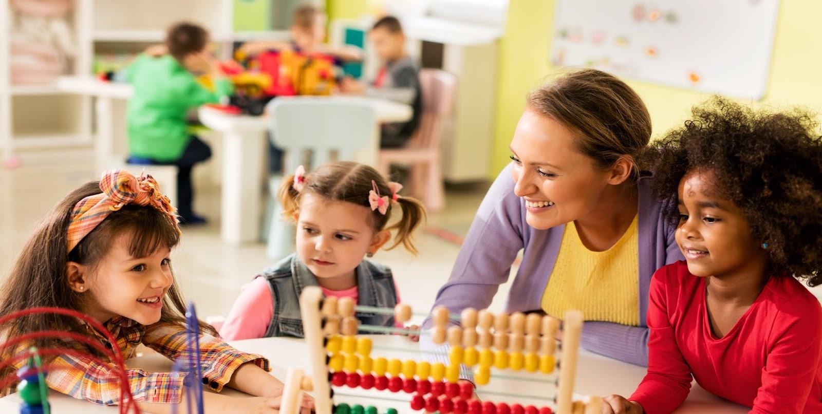 Kinder Garden: Brock CareerZone Blog