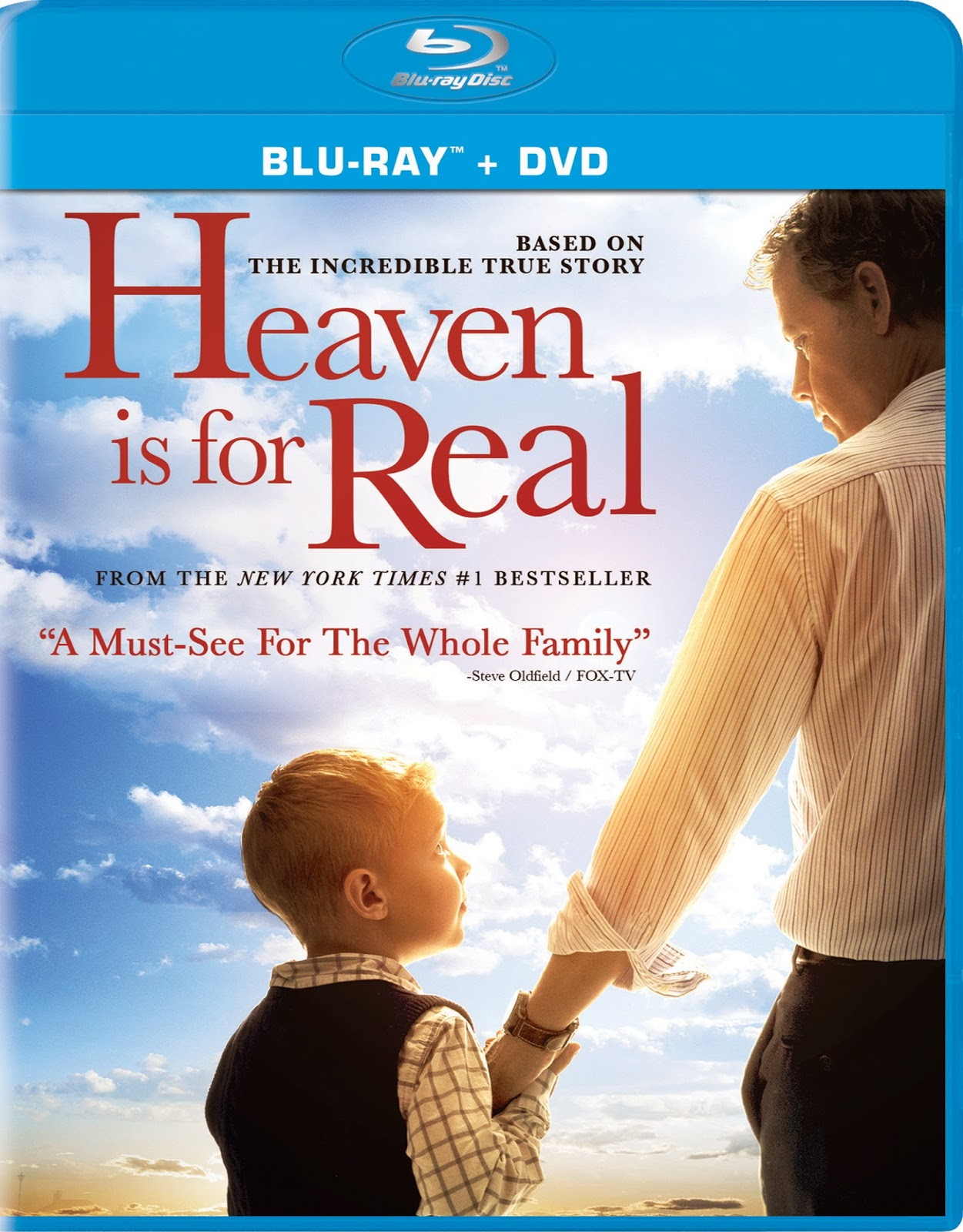 Heaven Is for Real [BD25] [2014] [Latino]