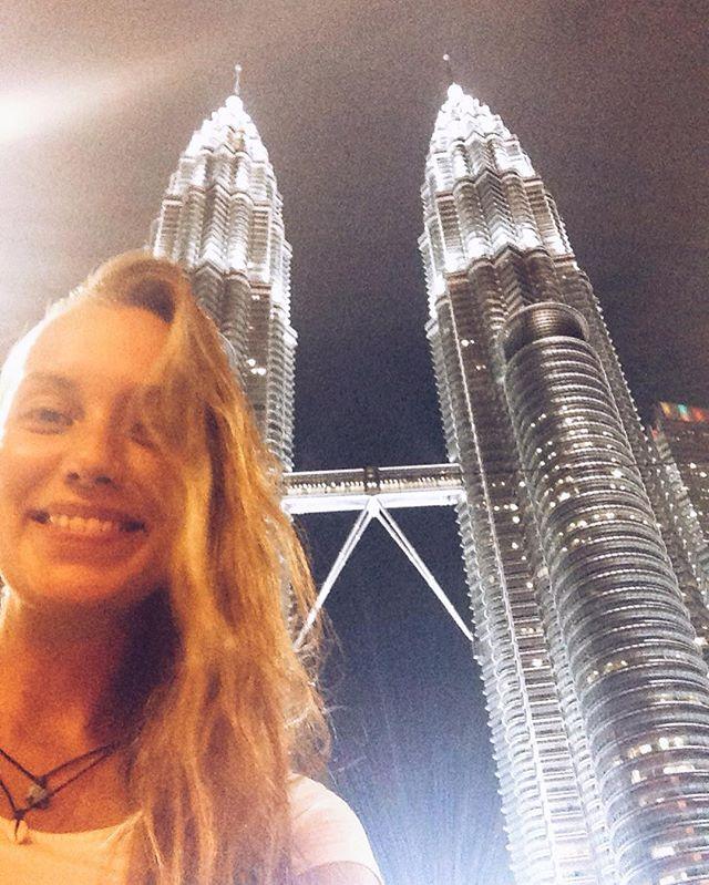 Kuala Lumpur: Zurück in der Zivilisation