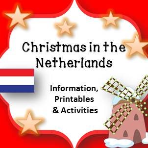 https://www.teacherspayteachers.com/Product/Christmas-in-the-Netherland-Activities-and-Printables-1581539