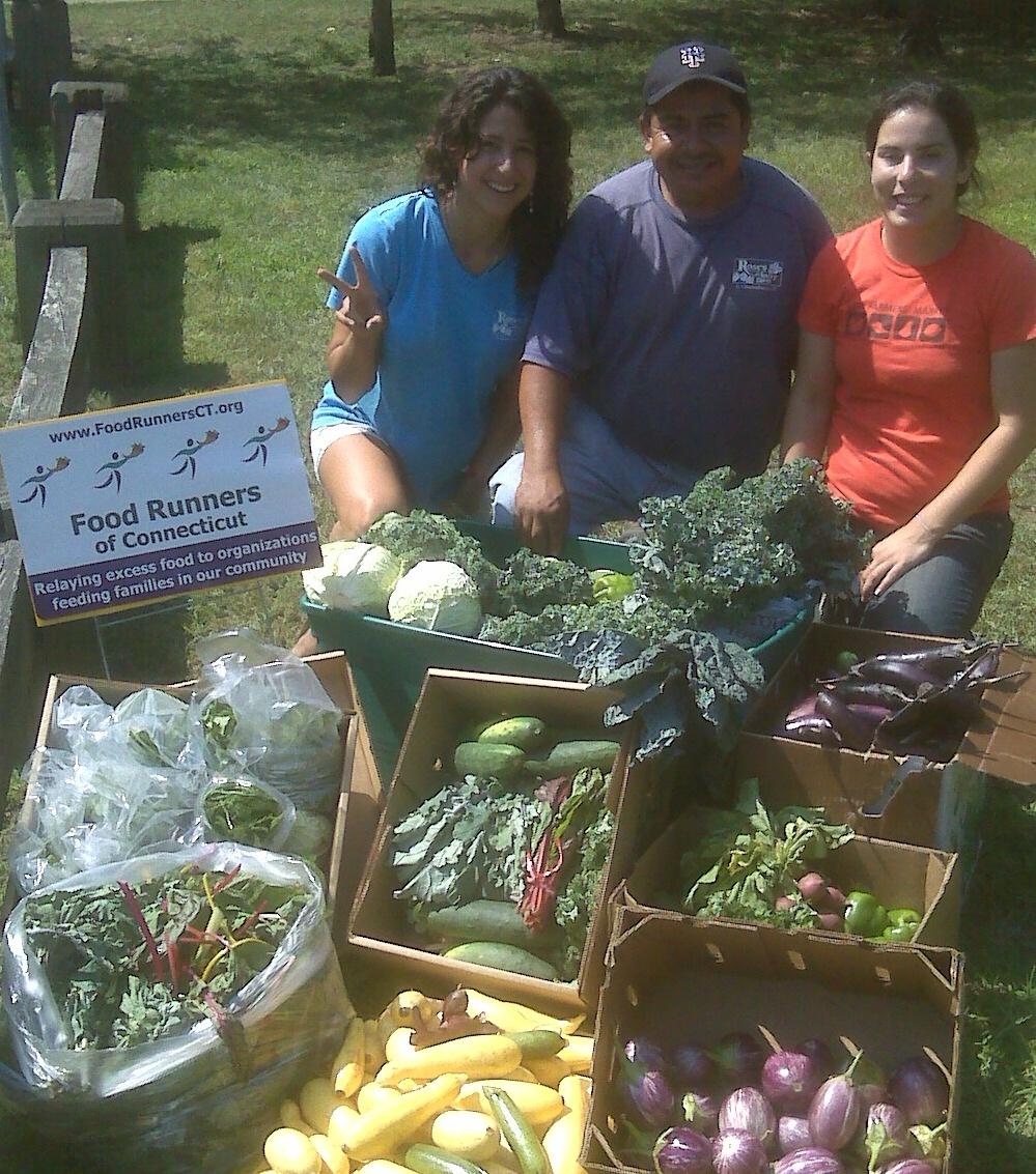 Soup Kitchen Volunteer Ct: Food Runners: July 2011