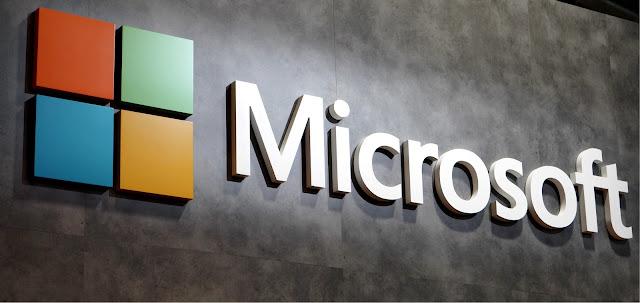 KEREN! Ternyata Ini Pesan Rahasia Pada Logo Microsoft