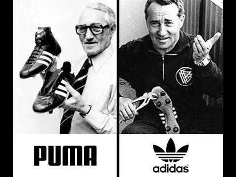 4693e33118f00 Ligações entre Adidas e Puma com o Nazismo e a FIFA. Muitas marcas  esportivas ...