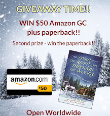 Book Tour and Giveaway! Ends December 8th