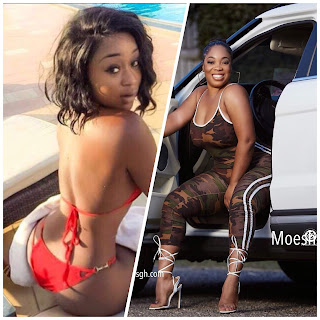 IS MOESHA A COW OR SOMETHING? EFIA ODO ASKED  ( Watch Video)