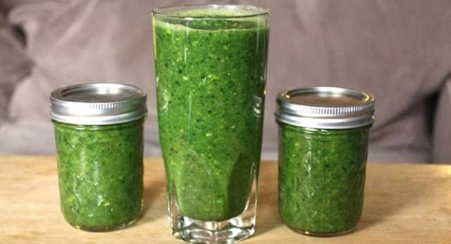 drink cancer killer juice every morning that prevent deceases
