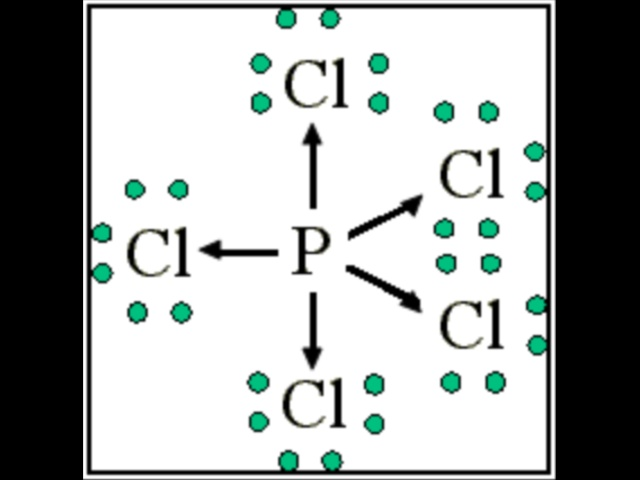 Phosphorus Pentachloride: Lewis Structure of Phosphorus ...