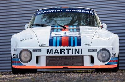 1976 Porsche 934 5 Racing Car Front
