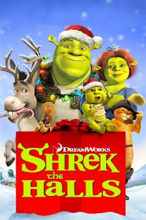 Shrek celebra la Navidad (Shrek the Halls) (2007)