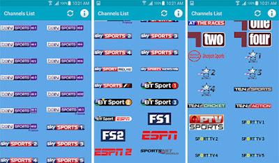 تطبيق show sport tv لمتابعة المباريات والقنوات الرياضية المشفرة, برنامج مشاهدة القنوات المشفرة للاندرويد 2018, افضل برنامج لمشاهدة القنوات المشفرة للاندرويد, برنامج لمشاهدة القنوات المشفرة بدون تقطيع