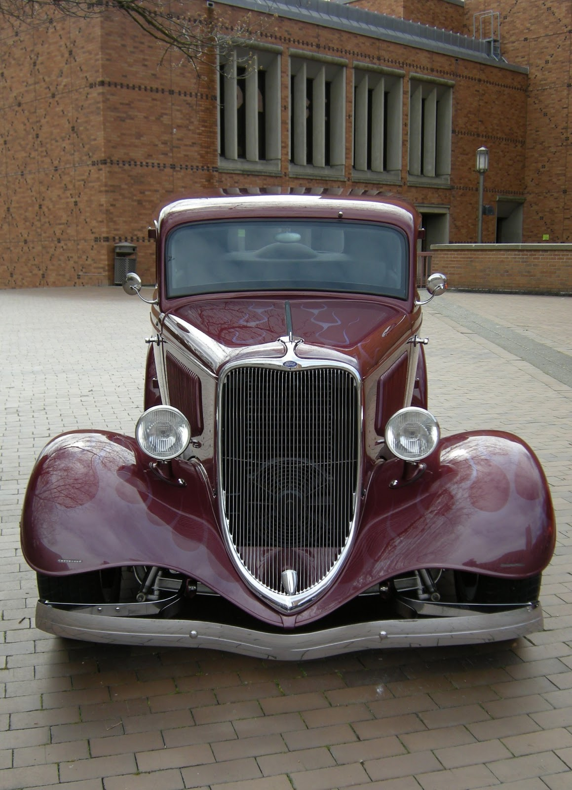 Customized Ford Model Y A