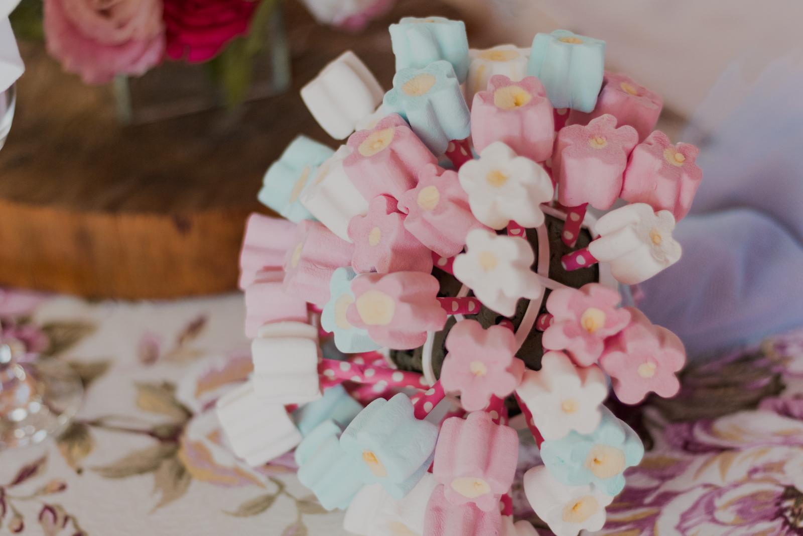 bouquet marshmallow daminha honra