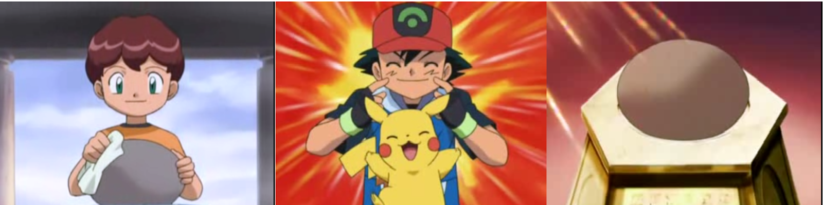 Pokemon Capitulo 38 Temporada 6 La Roca De Luz
