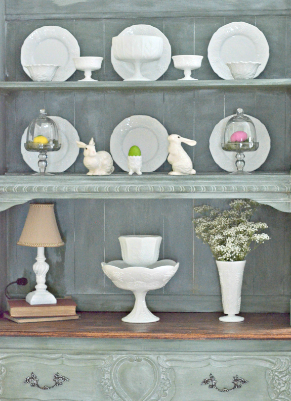 Vintage Charm Party 20 mythriftstoreaddiction.blogspot.com Feature: Slightly Coastal