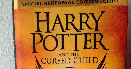 Harry Potter and the cursed child *J.K. Rowling, John Tiffany &Jack Thorne*