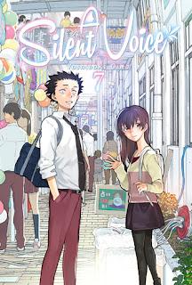 A SILENT VOICE 7  Manga de Yoshitoki Oima