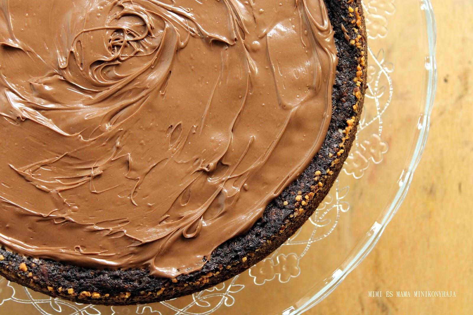 Csupa csoki torta