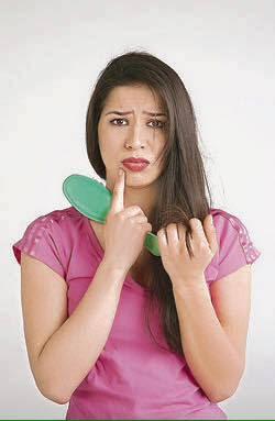 Hair fall solution in Telugu - శిరోజాల సమస్య ! 1