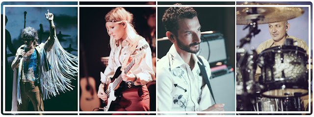 musicien de Welcome to Woodstock
