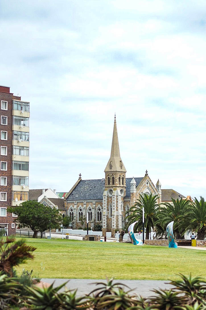 Donkin Reserve, Port Elizabeth, South Africa