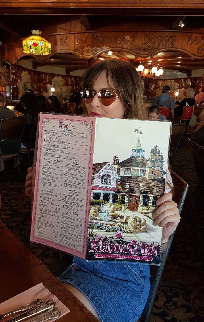 Travel: California diaries - Madonna Inn