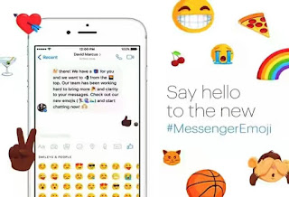 Facebook Messenger Adds 1500 New Different Emojis price in nigeria