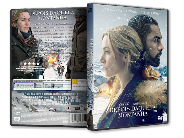 Capa DVD Depois Daquela Montanha [Exclusiva]