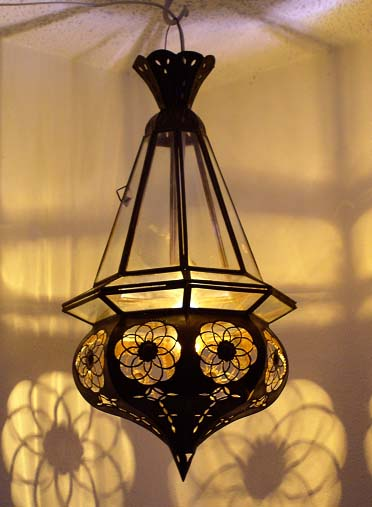 moroccan decor: moroccan lanterns and lamps part 17