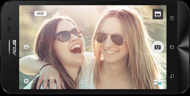 Fitur HDR ASUS ZenFone 5.0 Laser ZE500KL